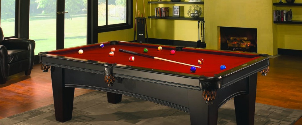 Offering A Large Selection Of Pool Tables